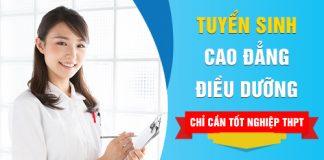 Địa chỉ đào tạo Cao Đẳng Điều dưỡng tại Sài Gòn
