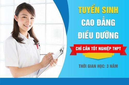 Thời gian đào tạo Cao đẳng Điều dưỡng TPHCM trong 3 năm
