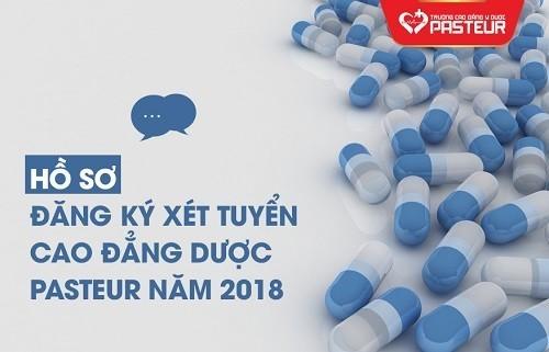 Hướng dẫn chuẩn bị hồ sơ đăng ký xét tuyển Cao đẳng Dược Pasteur năm 2018