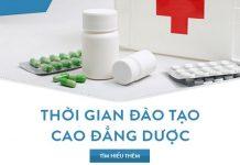 Thời gian đào tạo Cao Đẳng Dược Sài Gòn có lâu không?Thời gian đào tạo Cao Đẳng Dược Sài Gòn có lâu không?