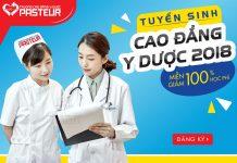 Thông tin tuyển sinh Cao đẳng Dược Sài Gòn 2018