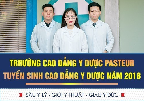Địa chỉ đào tạo Cao đẳng Dược Sài Gòn uy tín và chất lượng