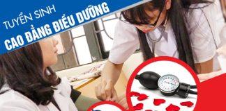 Học phí Cao đẳng Điều dưỡng Sài Gòn