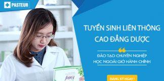 Thời gian thi Liên thông Cao đẳng Dược TP.HCM 2018 khóa mới nhất khi nào?