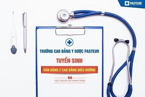 Thông báo tuyển sinh Văn bằng 2 Cao đẳng Điều dưỡng TPHCM