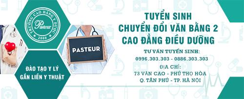 Địa chỉ học Văn bằng 2 Cao đẳng Điều dưỡng TP.HCM