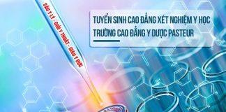 Hướng dẫn chuẩn bị hồ sơ xét tuyển Cao đẳng Xét nghiệm TPHCM 2018