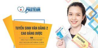 Trở thành chủ quầy thuốc nhờ học Văn bằng 2 Cao đẳng Dược Pasteur TP.HCM