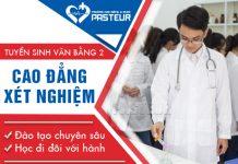 Tìm hiểu ngay hồ sơ đăng ký Văn bằng 2 Cao đẳng Xét nghiệm TPHCM
