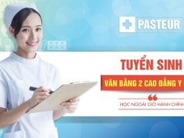 Trở thành Kiểm nghiệm Dược nhờ học Văn bằng 2 Cao đẳng Dược Pasteur TP.HCM
