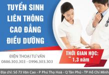 Khám phá địa chỉ học Liên thông Cao đẳng Điều dưỡng tốt nhất TPHCM