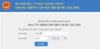 Thủ khoa Đại học trượt tốt nghiệp sau khi chấm thẩm định ở Hà Giang