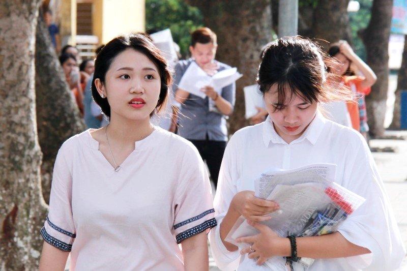 Sau Hà Giang điểm thi THPT Sơn La cũng bị nghi vấn