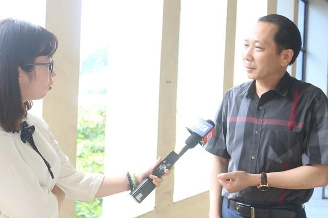 Ông Trần Đức Quý nhận trách nhiệm khi làm trưởng ban chỉ đạo thi tỉnh Hà Giang