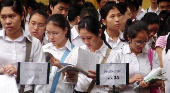 Một thí sinh ở Đắk Lắk được nâng điểm toán từ 0,6 lên 7,2