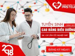 Có thể đăng kí học Cao đẳng Điều dưỡng ở đâu tốt nhất TP.HCM?
