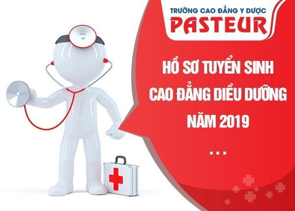 Hồ sơ đăng ký xét tuyển Cao đẳng Điều dưỡng TPHCM năm 2019