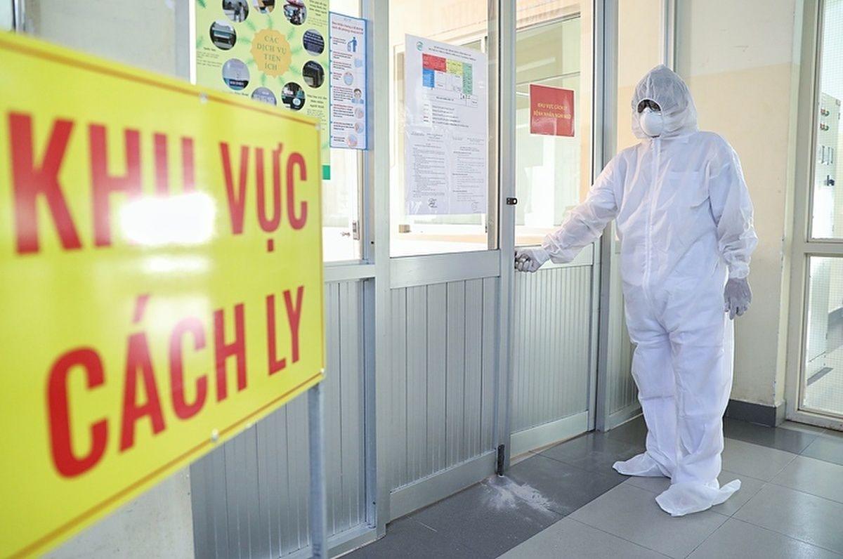 Các bệnh nhân nhiễm Covid-19 được điều trị tại các bệnh viện chỉ định