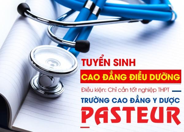 Địa chỉ chiêu sinh Cao đẳng Điều dưỡng TPHCM chỉ cần tốt nghiệp THPT