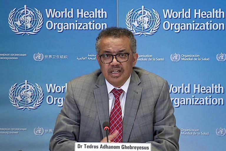 Tiến sĩ Tedros Adhanom Ghebreyesus hiện đang giữ chức Tổng giám đốc WHO