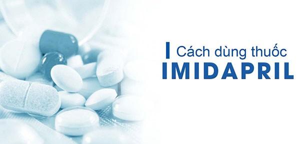 Thuốc Imidapril không được tự ý sử dụng khi chưa có chỉ định