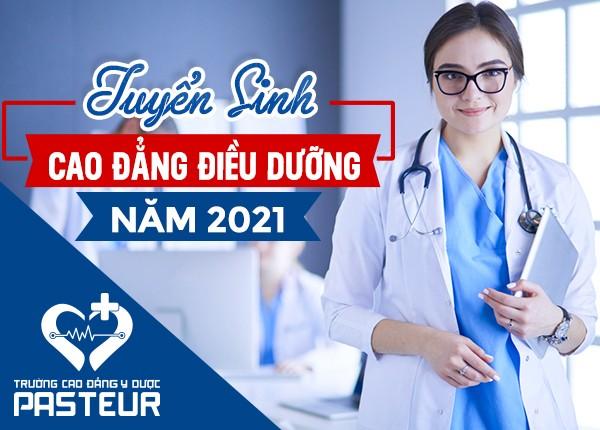 Tuyển Cao đẳng Điều dưỡng TPHCM 2021 trên cả nước