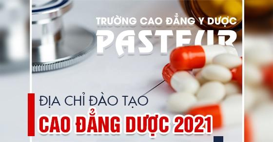 Địa chỉ học Cao đẳng Dược năm 2021 ở đâu chất lượng tại TPHCM?