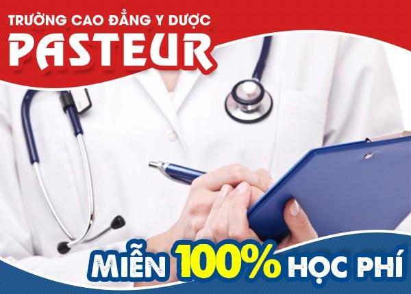 Thông báo miễn 100% học phí nếu có người thân làm trong ngành Y tế